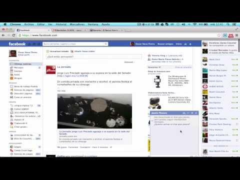 Como Bloquear Contactos En El Chat De Facebook