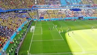 2018 ロシアワールドカップ 日本 vs コロンビア 香川 PK