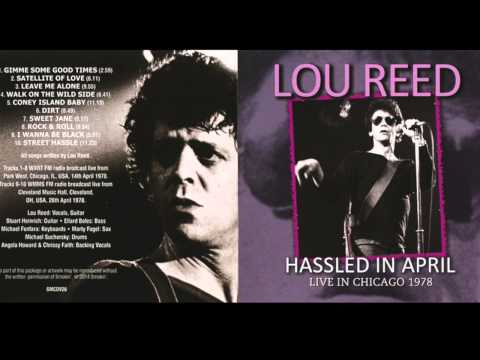 Lou Reed - Live Chicago 1978