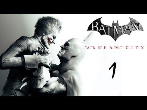 Batman Arkham City # 1 : แบทแมนหัวแหม