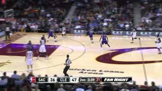 Sacramento Kings vs Cleveland Cavaliers | February 11, 2014 | NBA 2013-14 Season