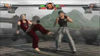 Virtua Fighter 5 Final Showdown Ranked Battles [PS3]
