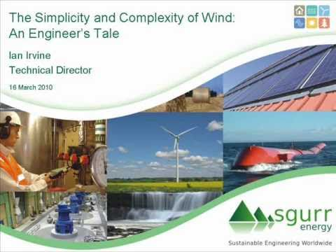 The simplicity and complexity of wind: an engineer's tale