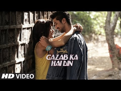 Gazab Ka Hai Din With English Lyrics | DIL JUUNGLEE