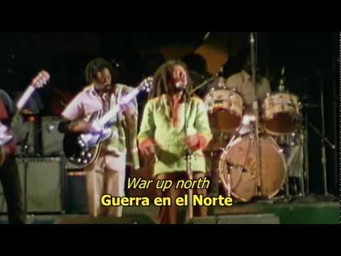 War - Bob Marley (LYRICS/LETRA) (HQ)(HD)