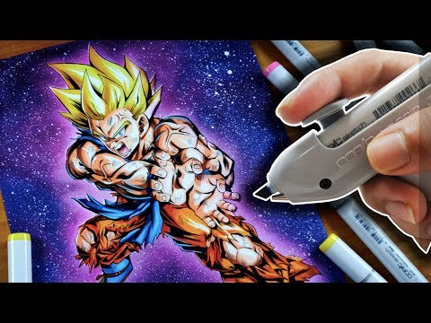 Can we really make ART with COPIC AIRBRUSH ? - 100K Special