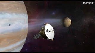 La NASA llegó a Plutón, el planeta más remoto del sistema solar