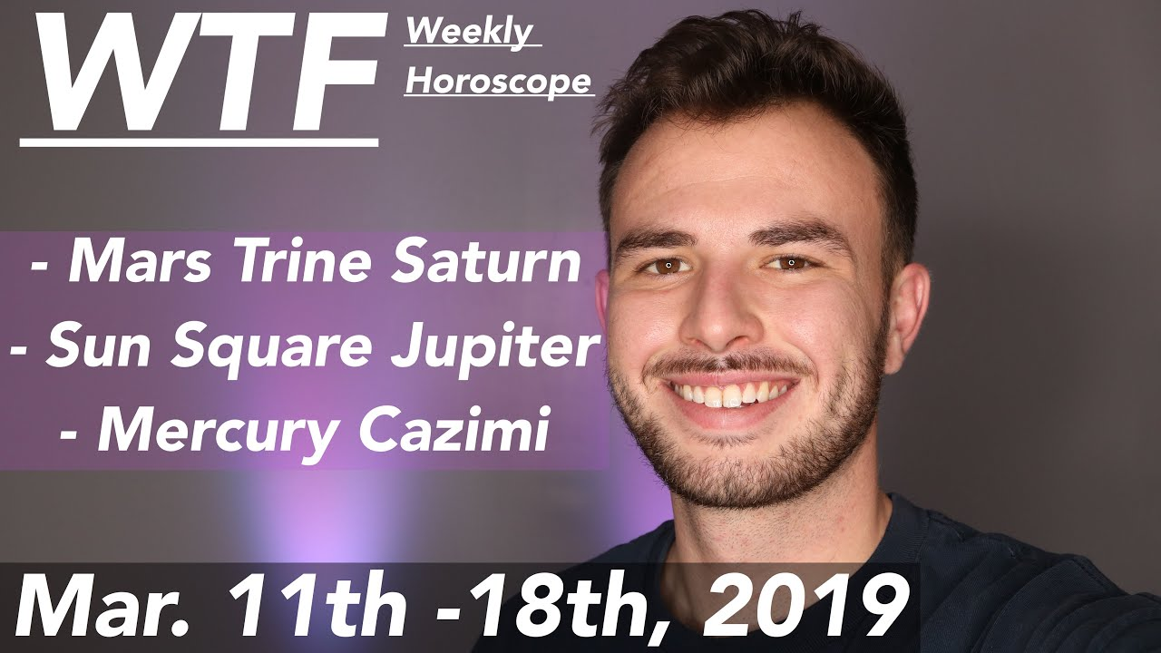 WTF Is Going On In The Universe: Mar 11th-18th  Mercury Cazimi/ Sun square  Jupiter