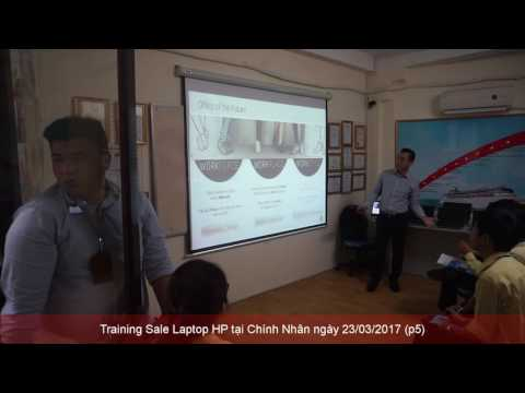 Training Sale Laptop HP tại Chính Nhân ngày 23/03/2017 (p5)