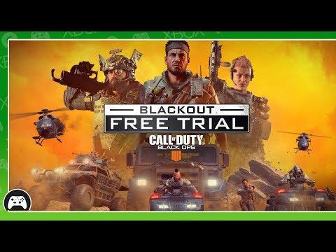 Call of Duty®: Black Ops 4 Blackout - Avaliação gratuita no Xbox One thumbnail