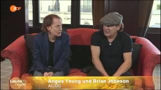 AC/DC, German TV, ZDF, 2014-November-12
