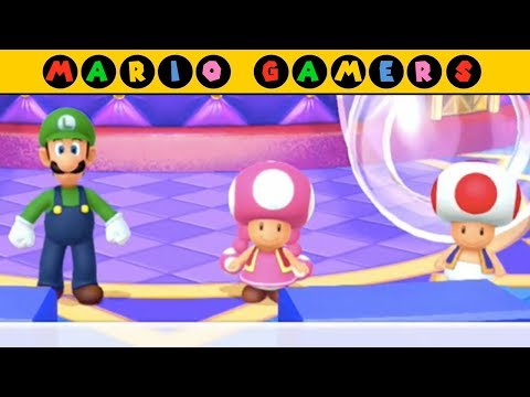 Mario Party 10 - Minigame Tournament #10   MarioGamers