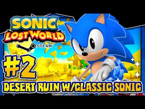 скачать игру Sonic Lost World через торрент на Pc - фото 8