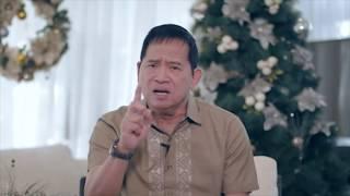 Bro. Eddie Villanueva's CHRISTmas Greetings 2017