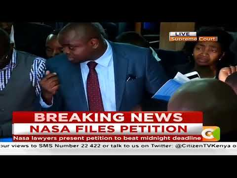 NASA files petition at the Supreme Court