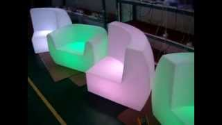 Led Sofa Sl-lsc7676,fashion Led Bar Furniture,bar Sofa,bar Chair Led, Taburete Led