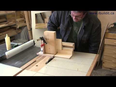 Hướng dẫn làm hộp bằng gỗ