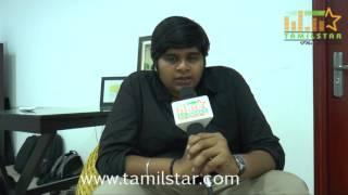 Karthik Subbaraj At Aviyal Movie Team Interview