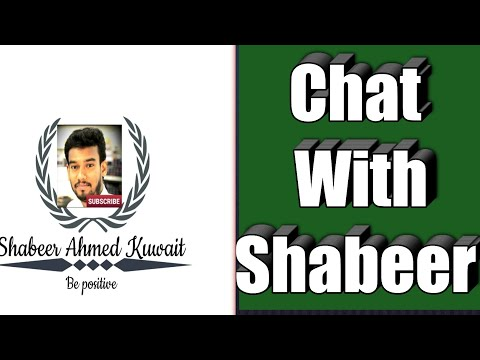 Chat With Shabeer Voice Chat
