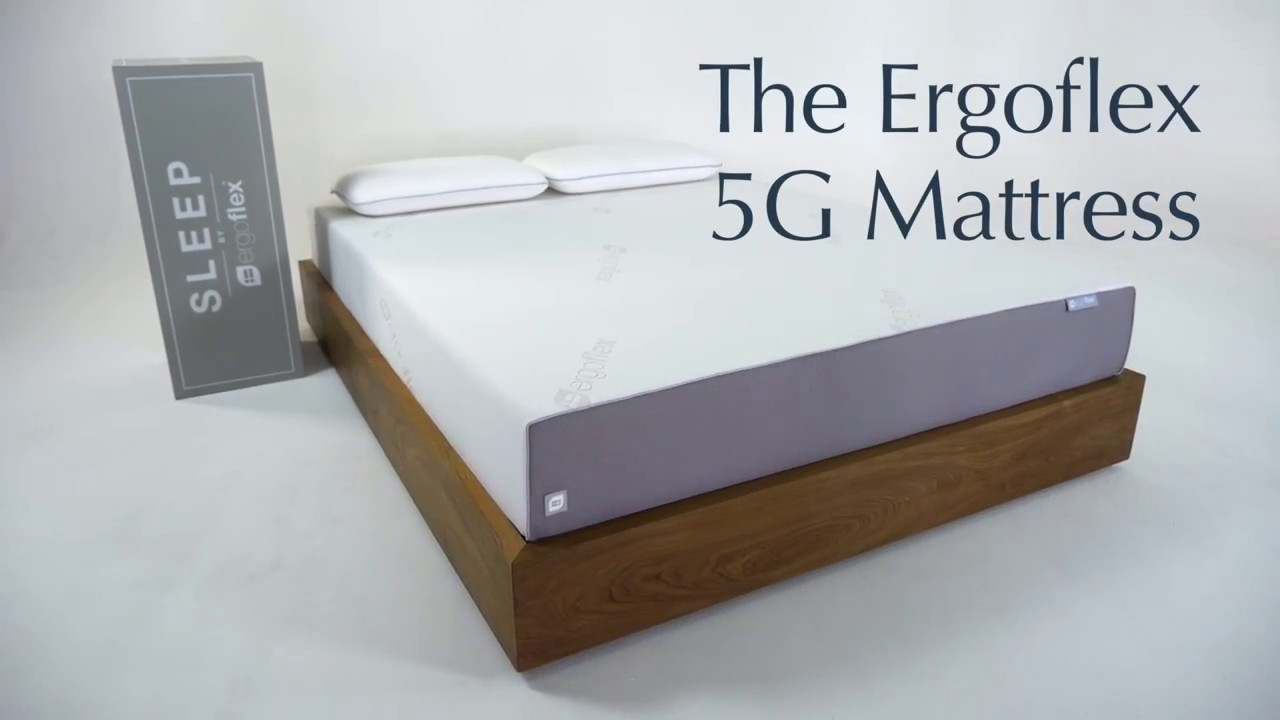 the ergoflex 5g mattress