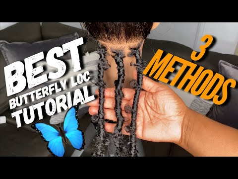 best-beginner-butterfly-loc-tutorial|-3-methods-ft-leeven-hair
