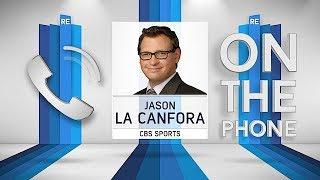 CBS Sports' Jason LaCanfora Talks NFL Trade Deadline & More w/Rich Eisen | Full Interview | 10/30/18