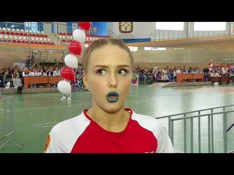 Открытый чемпионат и первенство Омской федерации чирлидинга