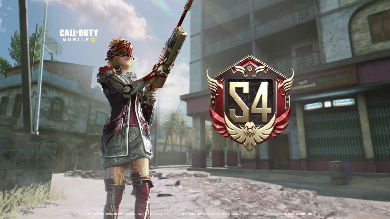 Call of Duty®: Mobile  - Ranked Series 4