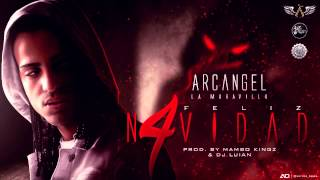 Video Arcangel   Feliz Navidad 4 (Prod By Mambo Kingz Y Dj Luian) con LETRA.wmv download MP3, 3GP, MP4, WEBM, AVI, FLV November 2017