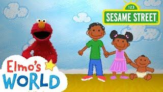 Sesame Street: Siblings | Elmo's World