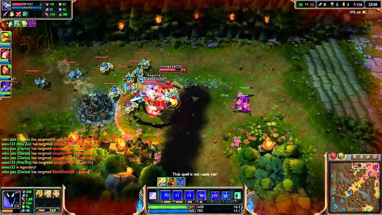 league of legends season 5 ende