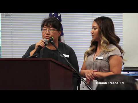 Hmong Central Valley  TV hmoob ua liaj teb nyob Fresno ntsib nrog USDA