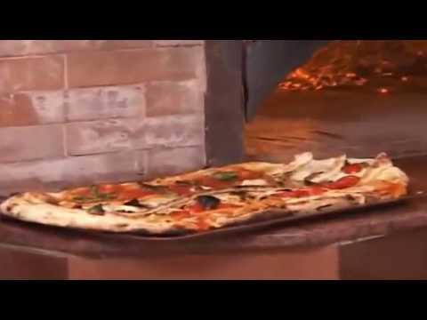Пицца с разными начинками