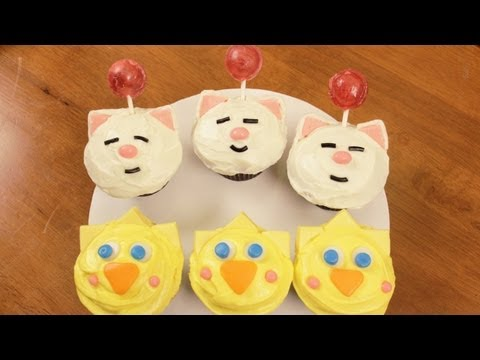 Download FINAL FANTASY CUPCAKES - NERDY NUMMIES Images
