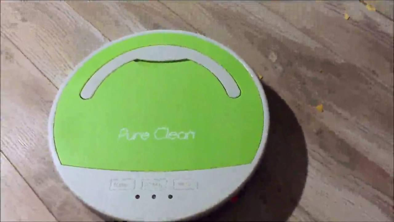 Pyle Home Pure Clean Smart Robot Vacuum Cleaner