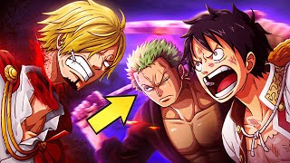 What If Zoro Saw Sanji KICK Luffy in Whole Cake Islands? [2021] (One Piece)