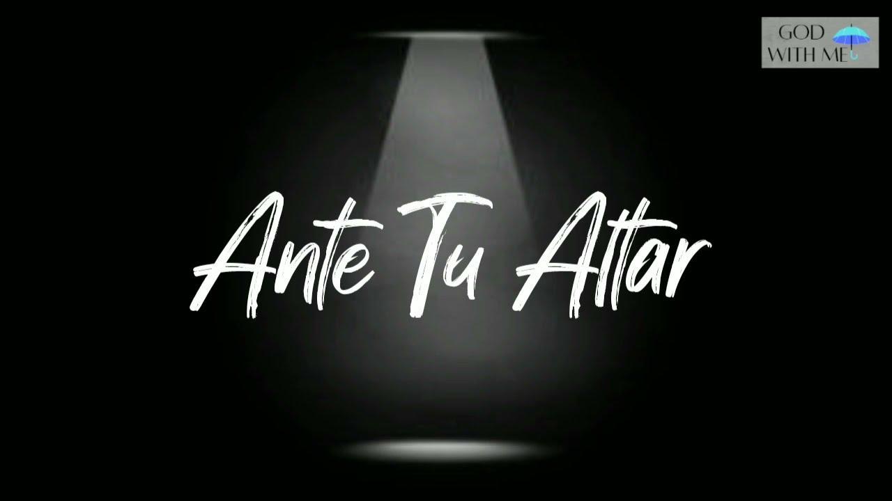 Download Averly Morillo - Ante Tu Altar   (Letra)