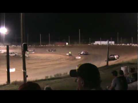 Hobby Stock-Beebe Speedway- 5/28/10 - Part 1
