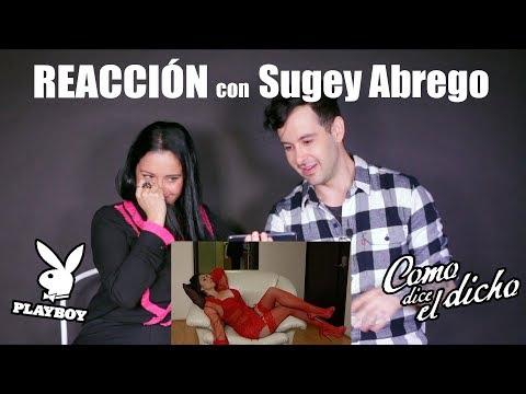 Sugey Abrego REACCIONA a