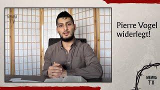 ABDUL - 7 Lügen von Pierre Vogel zerlegt /Jesus ist Gott الداعية الاسلامي بيير فوجل أكاذيبه و تناقضه