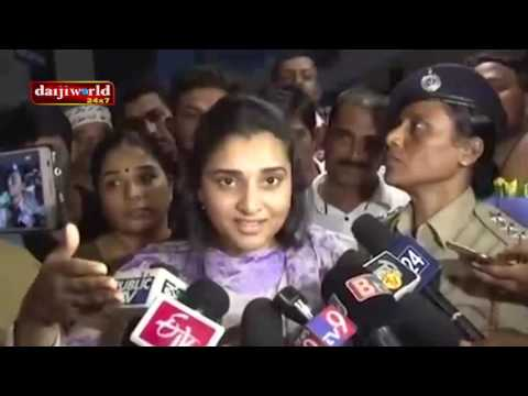 Ramya clarifies media about 'Hate Mangalore'  comment│Daijiworld television