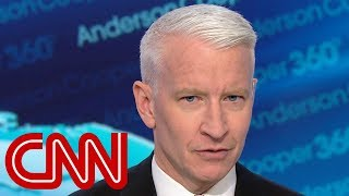 Anderson Cooper: Trump is intentionally trying to scare you