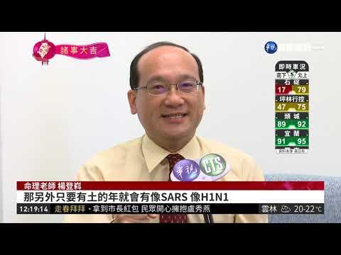 金豬年運勢揭密 生肖龍.虎.狗最好運! | 華視新聞 20190205