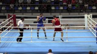 Roman Fress (GER) vs Levan Guledani (GEO)