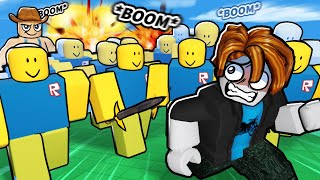 ROBLOX NOOB ARMY TYCOON
