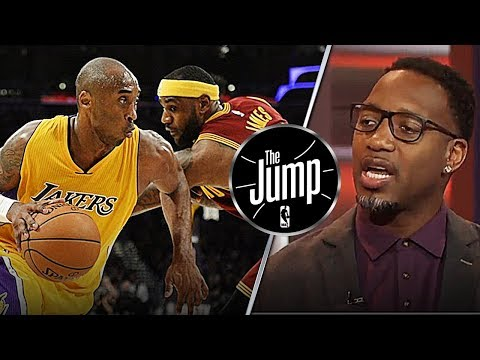 McGrady Says LeBron Should Take Lessons From Kobe & Jordan's Post-Up Games | The Jump