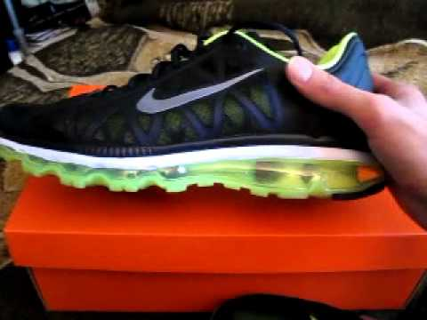 Nike Air Max 2011 Review - YouTube