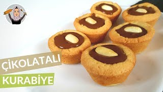 Çikolatalı Karamelli Kurabiye Tarifi | Hatice Mazı ile Yemek Tarifleri