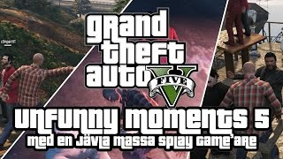 Grand Theft Auto 5 Online (PC) - Unfunny Moments med figgehn #5 - Splay Gaming Fury