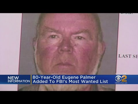 FBI Adds Rockland County Murder Suspect Eugene Palmer To Its 10 Most